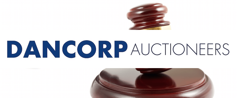Dancorp Auctioneers banner image